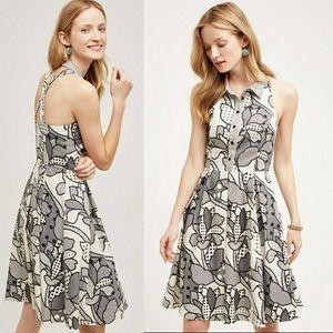 Anthropologie Eva Franco Halter Dress size 6